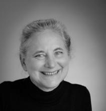 Sabine Cibert portrait