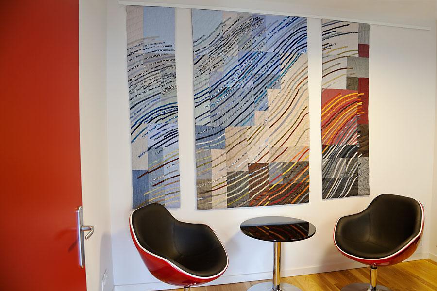Sabine Cibert art textile
